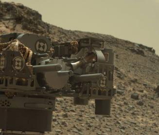 Ce a descoperit Curiosity pe Marte: Seamana foarte bine cu un loc de pe Pamant (Foto)