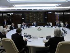Ce-a discutat Ponta cu Lagarde, la Palatul Victoria