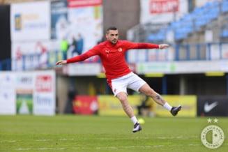 Ce a făcut Nicolae Stanciu în meciul care decide posibila adversară a campioanei României în Liga Campionilor