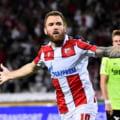 Ce a făcut Steaua Roșie Belgrad înaintea returului cu CFR Cluj