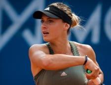 Ce a facut Ana Bogdan in primul tur la turneul lui Ion Tiriac de la Madrid