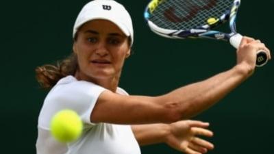 Ce a facut Monica Niculescu in turul doi de la Roland Garros