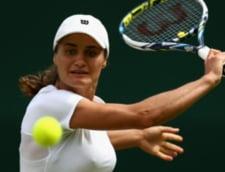 Ce a facut Monica Niculescu la Roland Garros