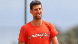 """Ce-a facut Novak Djokovic dupa ce i-a dat """"teapa"""" lui Ion Tiriac"""
