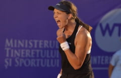 Ce a facut Patricia Tig in primul tur la Wimbledon