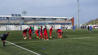 Ce a facut Steaua in barajul de promovare pentru Liga 2