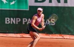Ce a facut tenismena Ana Bogdan in primul tur la Budapesta