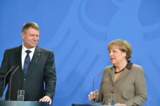 Ce a inteles Iohannis dupa ce a fost la Chisinau si Berlin