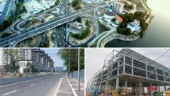 Ce a promis si ce a livrat Gabriela Firea in materie de infrastructura rutiera in mandatul de primar al Capitalei