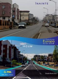 Ce a realizat primarul Emil Boc in ultimii patru ani? 160 de proiecte finalizate si 118 in desfasurare (P.E.)