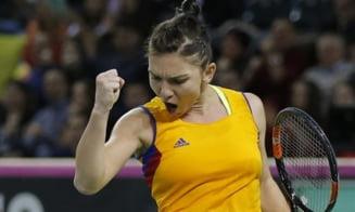 Ce a remarcat WTA la Simona Halep dupa victoria de la Indian Wells