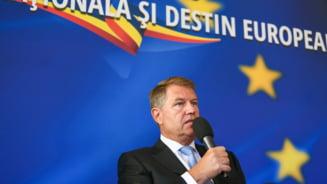 Ce a spus Iohannis cand a fost intrebat daca isi va cere scuze de la Ponta