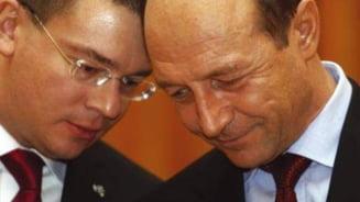 Ce a spus MRU, fara sa spuna, despre el si Basescu (Opinii)
