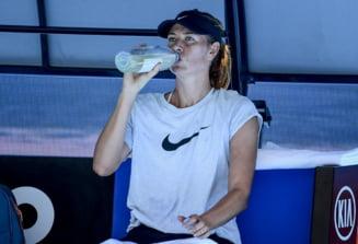 Ce-a spus Maria Sharapova despre Simona Halep dupa victoria cu Wozniacki de la Australian Open
