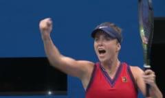 Ce a spus Svitolina despre Simona Halep după ce a eliminat-o în optimi la US Open