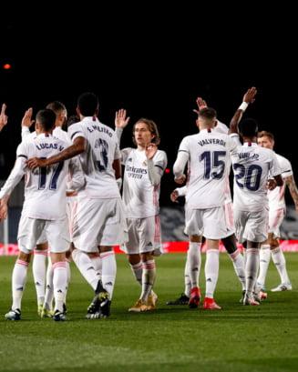 Ce a spus Zidane dupa victoria mare in fata Barcelonei