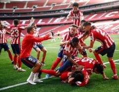 Ce a spus antrenorul Diego Simeone dupa ce a castigat al doilea titlu cu Atletico Madrid