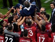 Ce a spus selectionerul Portugaliei dupa victoria din finala EURO 2016 - citat din Biblie