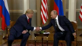 Ce-a zis Trump cand s-a vazut cu Putin: Lumea vrea sa vada ca ne intelegem bine (Video)