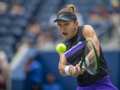 Ce amenda a primit Simona Halep de la organizatorii US Open, dupa izbucnirea din partida cu Townsend