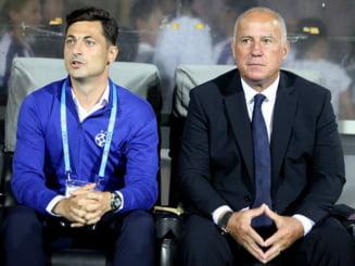 Ce amenda a primit Steaua din cauza antrenorului