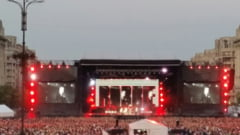 Ce amenda au primit organizatorii concertului Robbie Williams, dupa ce seful ANPC a promis sanctiune maxima