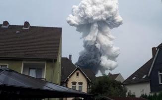 Ce arată primele analize toxicologice, după explozia din Germania soldată cu cel puțin cinci morți