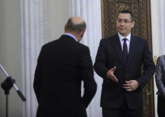 Ce ascunde acordul de pace dintre Basescu si Ponta (Opinii)