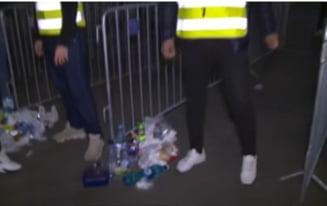 Ce au confiscat stewarzii de la copiii prezenti pe National Arena la Romania - Norvegia