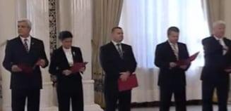 Ce au de facut noii ministri ai Cabinetului Boc?