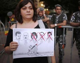 "Ce au devenit tiranii ""primaverii arabe"" (Galerie foto)"