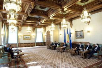 Ce au discutat Traian Basescu si Victor Ponta, la consultarile de la Palatul Cotroceni (Video)