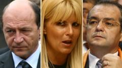 Ce-au discutat Udrea si Boc cu Basescu la Cluj