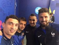 Ce au discutat fotbalistii dupa meciul Franta - Romania de la EURO 2016: Le-am zis ca n-au meritat victoria