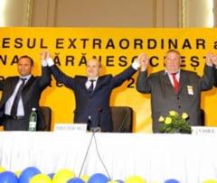 Ce au discutat si ce nu taranistii la Cotroceni cu Basescu
