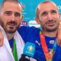 Ce au făcut Bonucci și Chiellini după ce au devenit campioni europeni FOTO