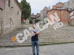 Ce au in comun Daniel Buzdugan si Gigi Becali? Au dus timp de cateva zile viata de calugar!