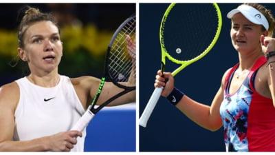 Ce au in comun Simona Halep si Barbora Krejcikova, proaspat castigatoare la Roland Garros
