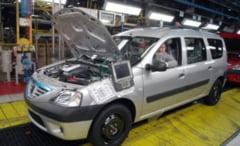 Ce au obtinut angajatii Dacia in urma protestului de miercuri