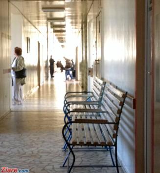 Ce au patit doi asistenti de la Psihiatrie care s-au tuns in spitalul din Targu Jiu