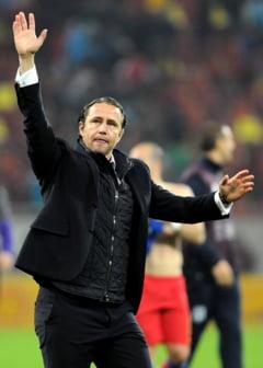 Ce au spus Reghecampf si Marica, dupa victoria Stelei - sunt asteptate alte transferuri