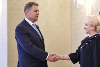 Ce averi au Klaus Iohannis si Viorica Dancila, candidati la prezidentiale