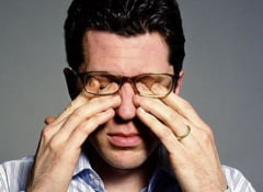 Ce boli poti avea daca simti disconfort la nivelul ochilor