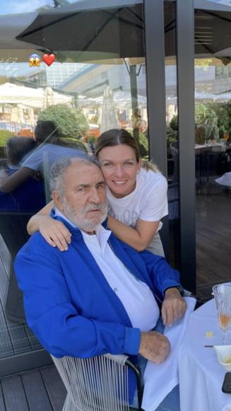 Ce cadou i-a adus Ion Țiriac Simonei Halep cu ocazia zilei de naștere. Miliardarul, primele poze cu tenismena după apariția zvonului că ar fi grav bolnav