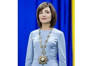 Ce cadouri a primit Maia Sandu în calitate de președinte al Republicii Moldova. Cele mai multe au fost oferite de liderul ucrainean Vladimir Zelenski