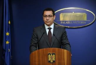 Ce cauta Victor Ponta in viata lui (Opinii)