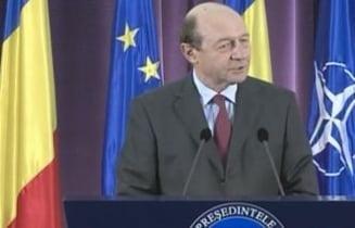 Ce conditii pune Basescu pentru procurorul general sau sef la DNA