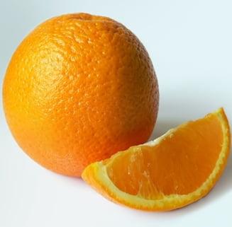 Ce contine o portocala?