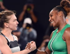 Ce crede acum Simona Halep despre Serena Williams