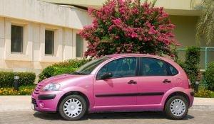 Ce culoare trebuie sa aiba masina ta ca sa nu fie furata?
